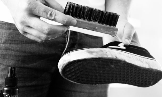 Brought to you by Sneaker Lab: How To Clean Black Suede Vans