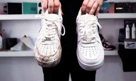 Brought to you by Sneaker Lab: How to Clean your Nike Air Force 1 sneakers