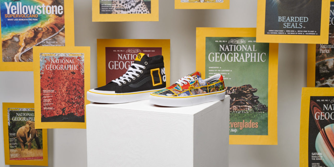 Purposeful Storytelling and Discovery: Vans Celebrates Creative Expression with National Geographic