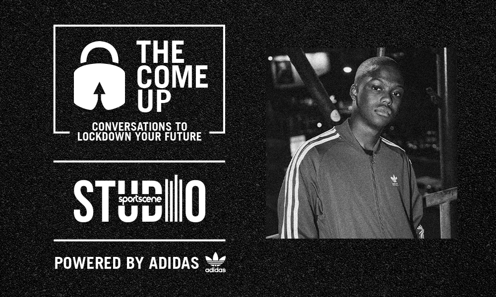 The Come Up – Conversations to lock down your future x TK Mogotsi