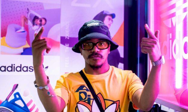 The DJ Series – Featuring Lenzo Magonyane
