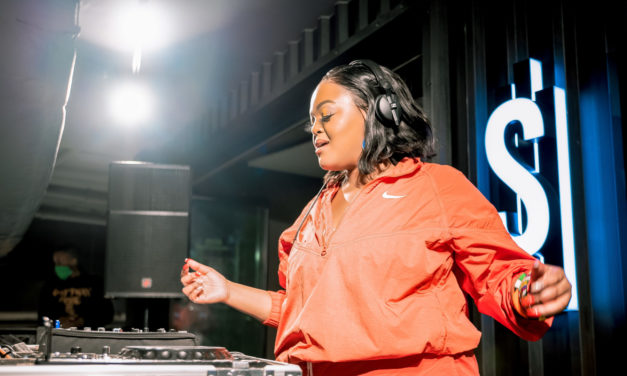 SPORTSCENE STUDIO DJ SERIES: 5 MINUTES WITH DBN GOGO