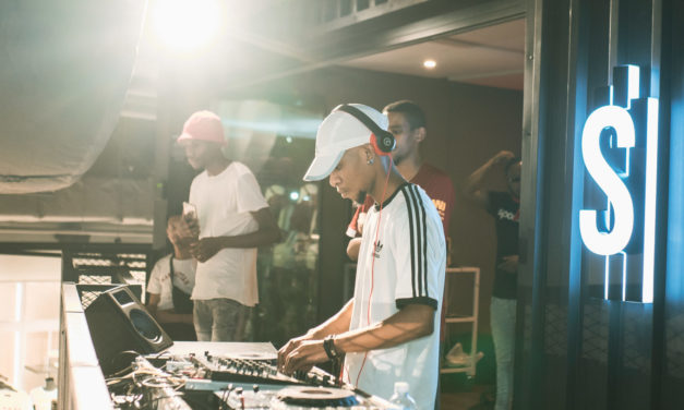 The DJ Series – Ft K.SKITS