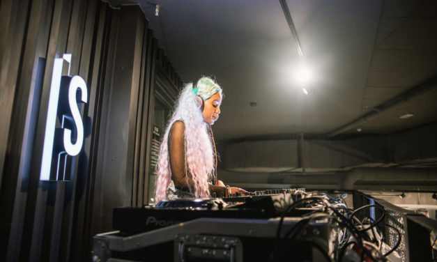 SPORTSCENE STUDIO DJ SERIES: 5 MINUTES WITH DJ ADILLXH