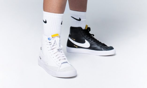 Yours to be worn: The Nike Blazer Returns