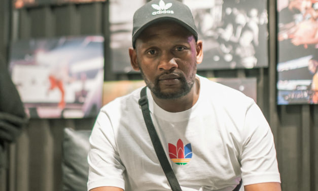 The DJ Series: 5 Minutes with Aux Womdantso