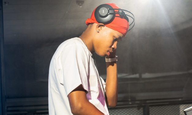 The DJ Series: 5 Minutes with Lesedi The DJ