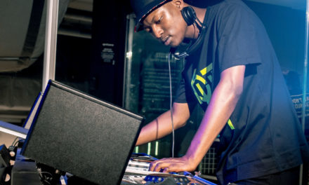 The DJ Series: 5 Minutes with Lubonk