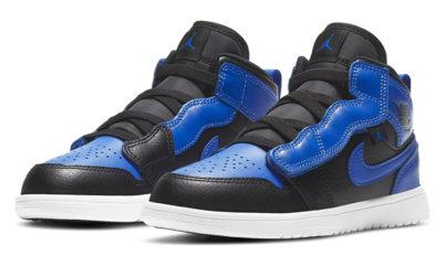 Air Jordan Kids 1 Mid - AR6351-077