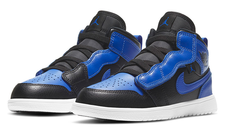 Air Jordan Kids 1 Mid – AR6351-077