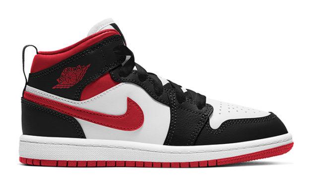 Jordan Kids 1 Mid – 640734-122