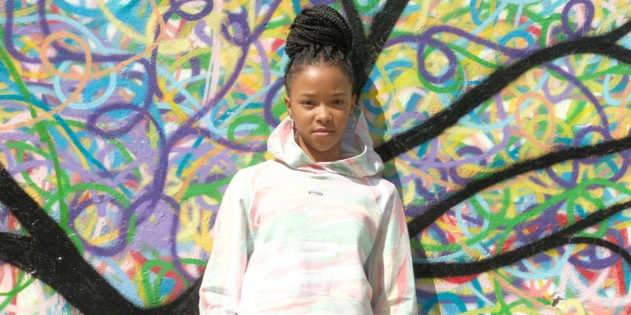 Meet the newest 'Fassie' in town on the Weekend Turn Up – Powered by Adidas ZA