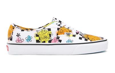 Vans x Spongebob Authentic - VN0A5HZSZAS1