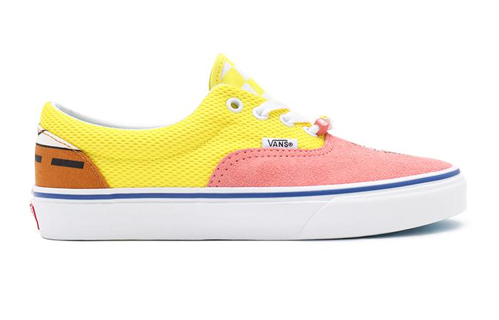 Vans x Spongebob Era – VN0A54F19ES1