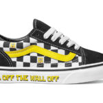 Vans x Spongebob Kids Old Skool – VN000W9T9EK1