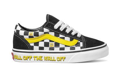 Vans x Spongebob Kids Old Skool - VN000W9T9EK1