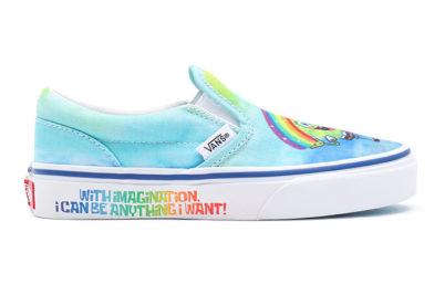 Vans x Spongebob Kids Slip-On - VN0A5KXMZAW1
