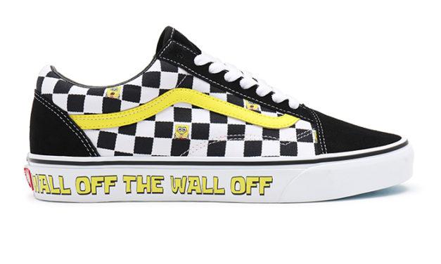 Vans x Spongebob Old Skool – VN0A38G19EK1