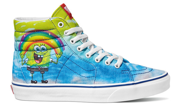 Vans x Spongebob SK8-HI – VN0A32QGZAW1