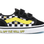 Vans x Spongebob Toddlers Old Skool – VN000D3Y9EK1