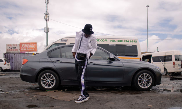 First of his kind: Weekend Turn Up X Bravo Le Roux, Powered by Adidas