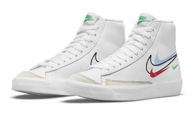 Nike Blazer Kids  – DM9475-100