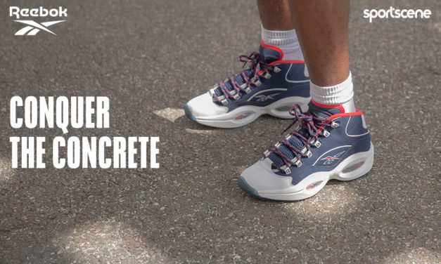 How to Conquer theConcrete with Reebok's New Drop